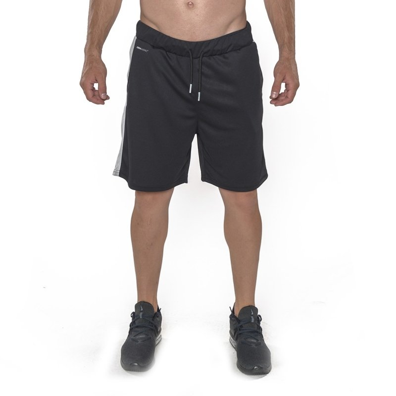 GSA AERO+  PERFORMANCE SHORTS 1718007-JET BLACK