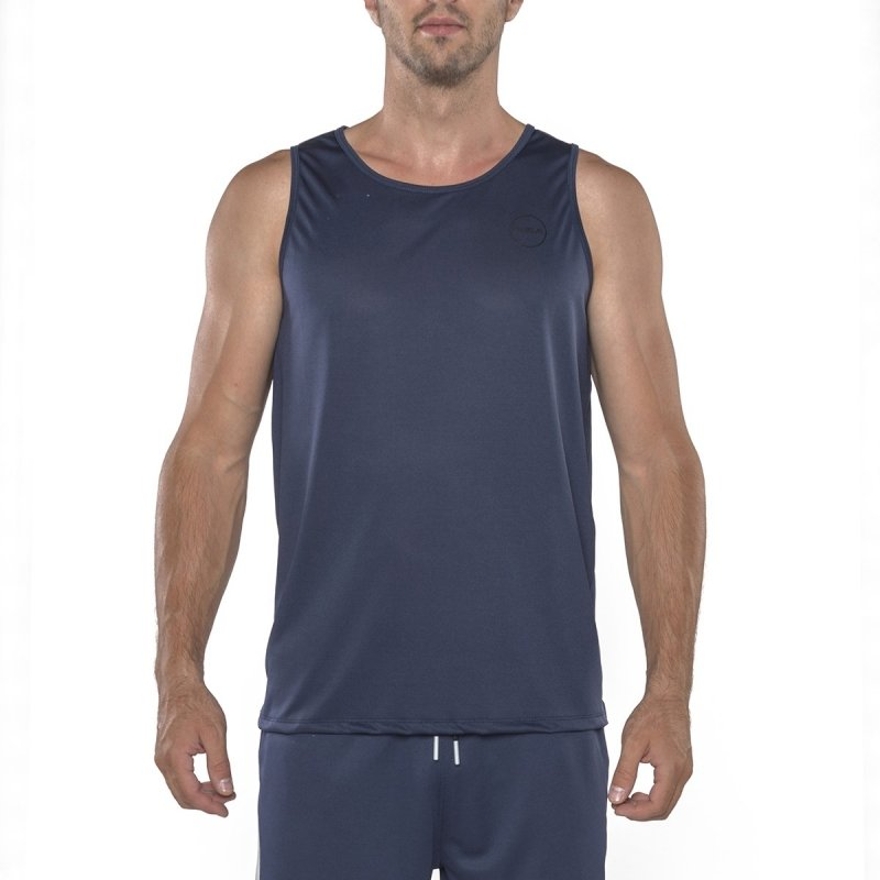 GSA HYDRO+  TANK TOP ULTRA LIGHT 181724-NAVY